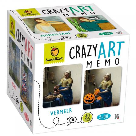 Crazy art memo