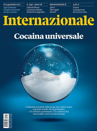 Internazionale copertina