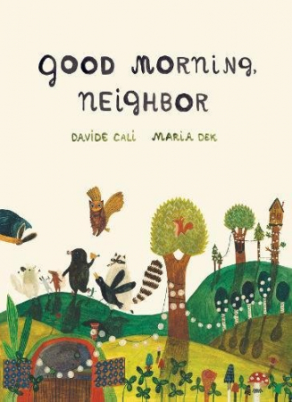 Good morning, neighbor