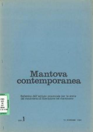 Mantova contemporanea