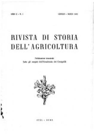 Riv storia agricoltura