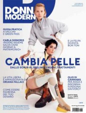 Donna moderna 39 - 2001