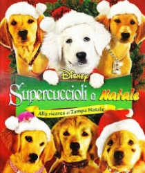 Supercuccioli a Natale